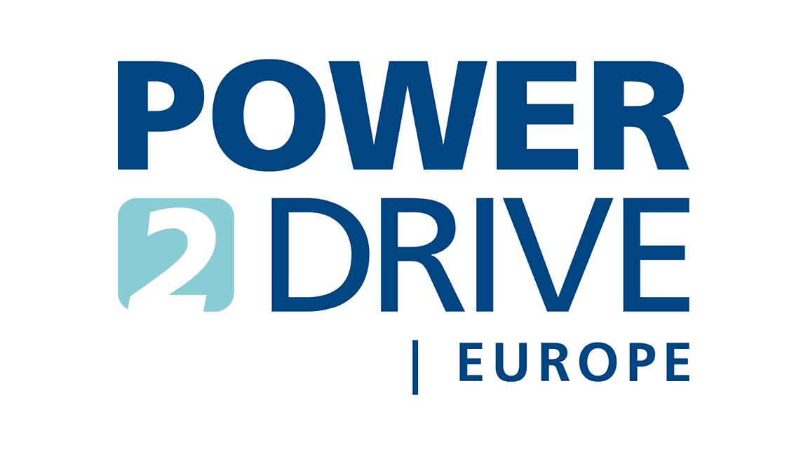 Power2Drive Logo